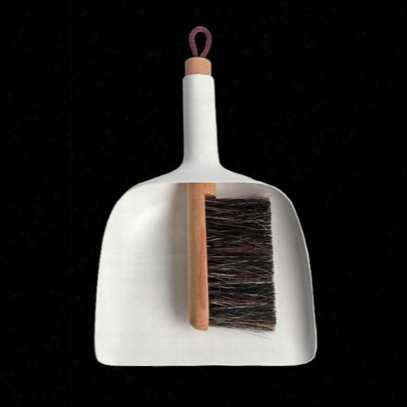 Sweeper And Dustpan By Menu