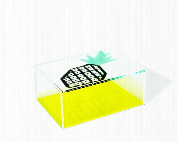 Sweet Treats Pineapple Pencil Box Design By Imm Living