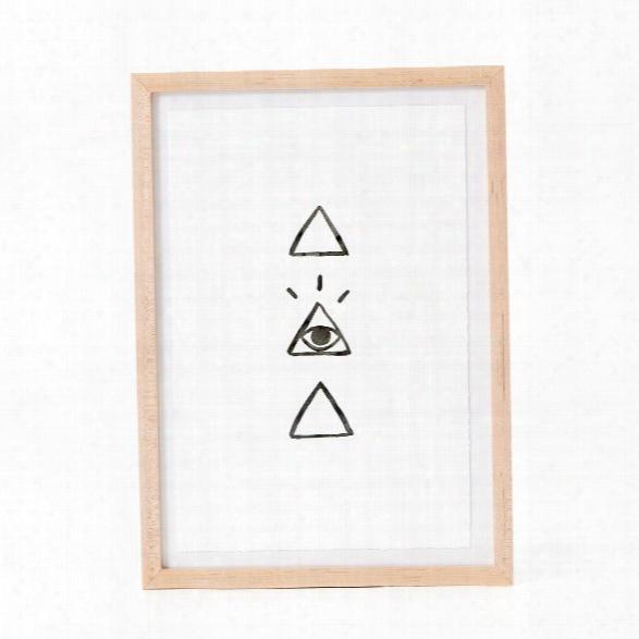 Symbol Study By Jess Engle Wall Art