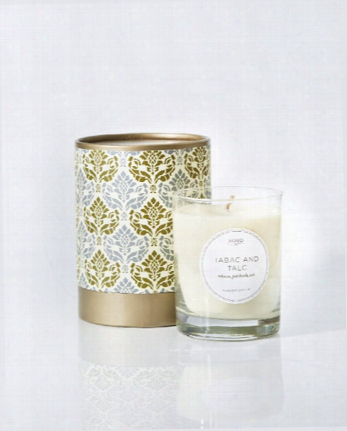 Tabac And Talc Candle Design By Kobo Candles
