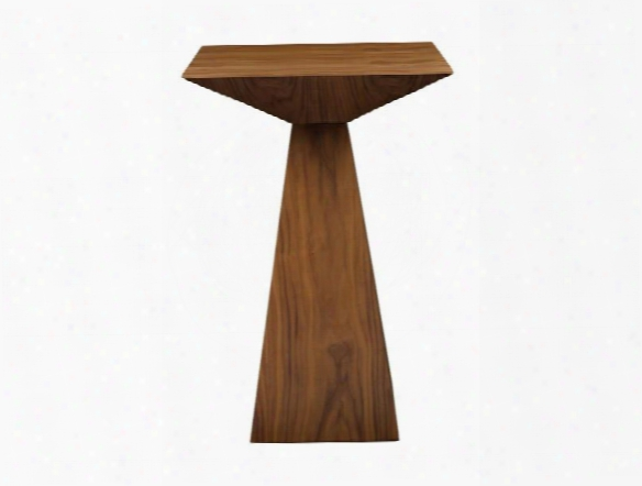 Tad-c Counter Table In American Walnut Design By Euro Style