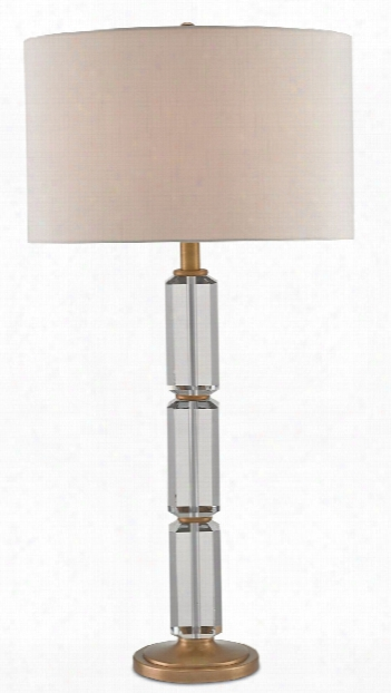 Tango Table Lamp Design By Currey & Company