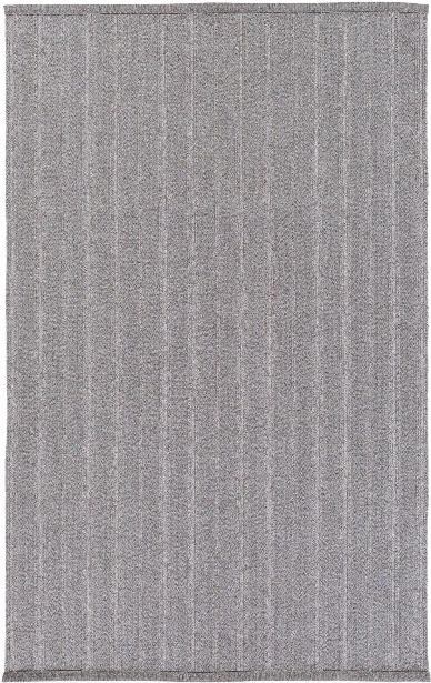 Taran Outdoor Rug In Light Grey Design By Surya