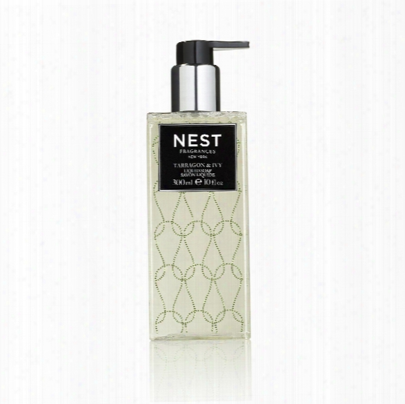 Tarragon & Ivy Liquid Soap Design By Nest Fragrances