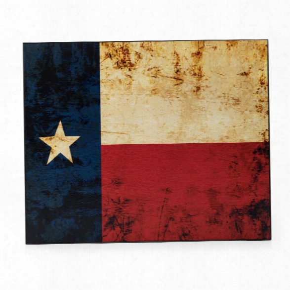 Texas Flag Wwall Art