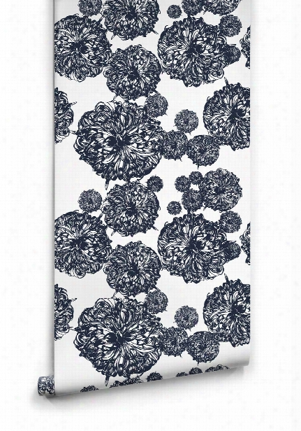 Thirteen O'clock Wallpaper From The Ella & Sofia Collection By Milton & King
