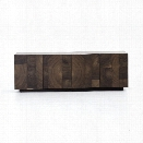 Tabor Sideboard in Dark Grey Saman