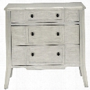 Thea Chest in Grey design by Currey & Company