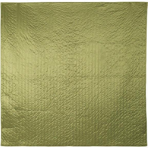 Tiber Reversible Quilt & Shams In Pistachio Design By Designers Guild