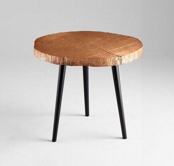 Timber Side Table Design By Cyan Design