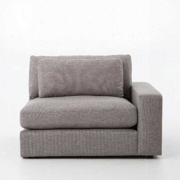 Bloor Sectional Left Arm Facing In Various Materials