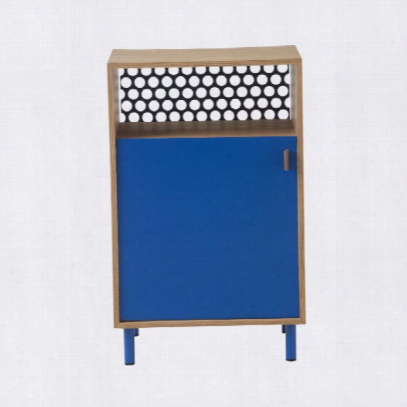 Blue Cabinet Design By Ferm Living