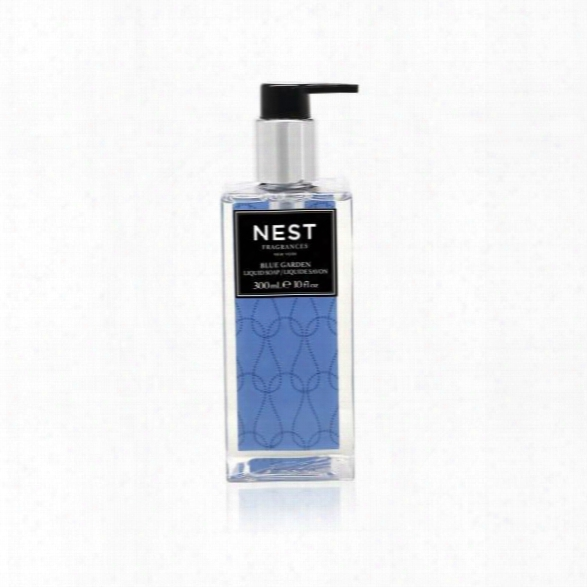 Blue Garden Liquid Hand Soap Design By Nest