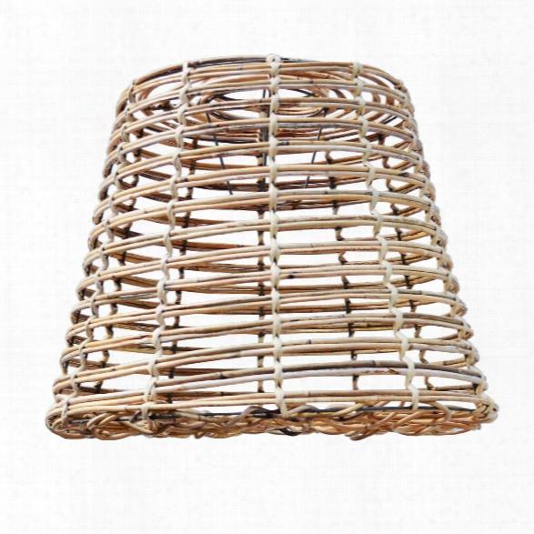 Bodega All Over Pendant Light In Natural Design By Selamat