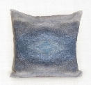Blue Eye Throw Pillow designed by elise flashman