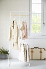 Tower 2-Level Coat Rack in Various Colors design by Yamazaki