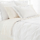 Trio Pearl Grey Bedding design by Pine Cone Hill