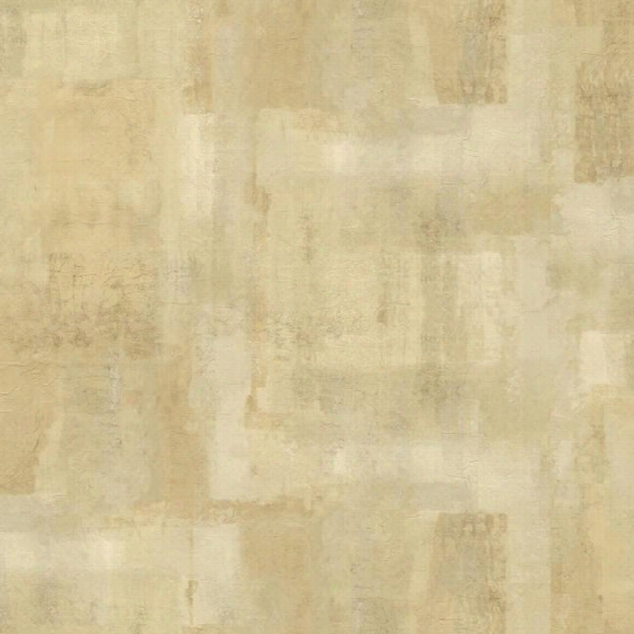 Tissue Paper Blocks Wallpaper In Neutrals By York Wallcoverings