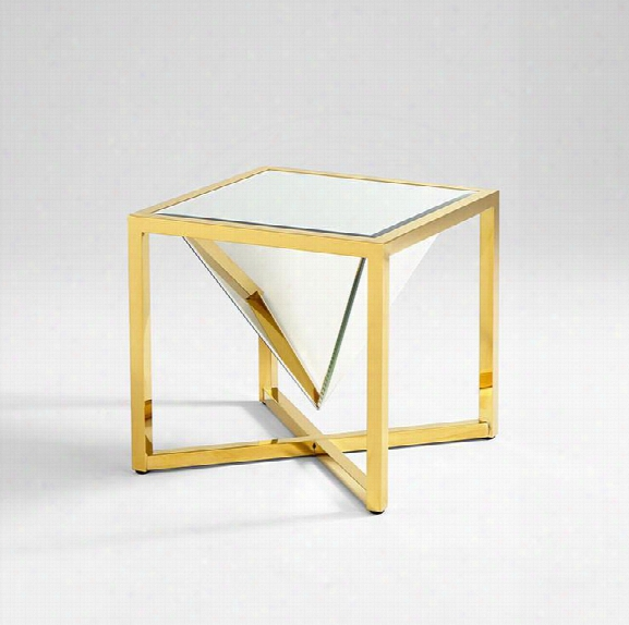 Titan Side Table Design By Cyan Design