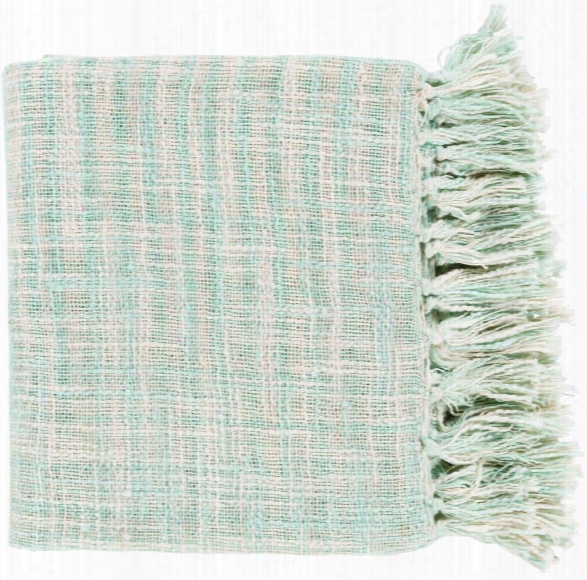 Tori Throw Blankets In Cream Color By Surya