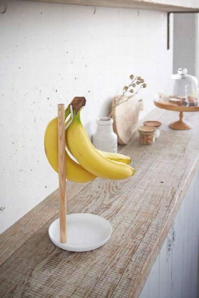 Tosca Banana Holder Design By Yamazaki