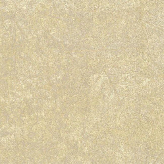 Tossed Leaves Wallpaper In Beige And Neutrals Design By York Wallcoverings