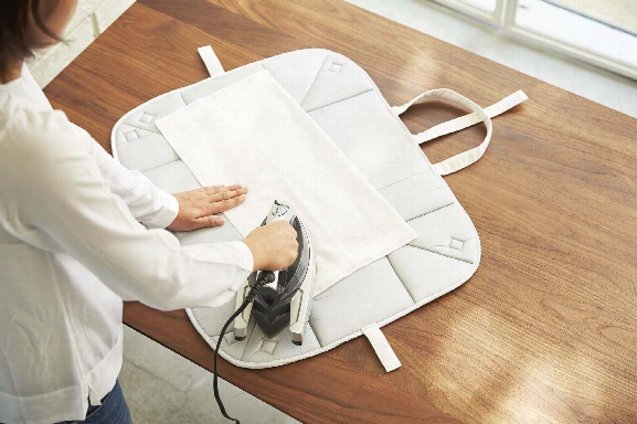 Tower 2-in-1 Ironing Mat And Bag In Various Colors Design By Yamazaki