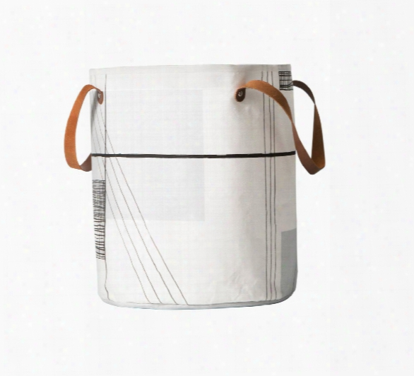 Trace Basket Design By Ferm Living