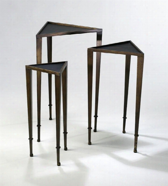 Triangle Nesting Tables Design By Cyan Design