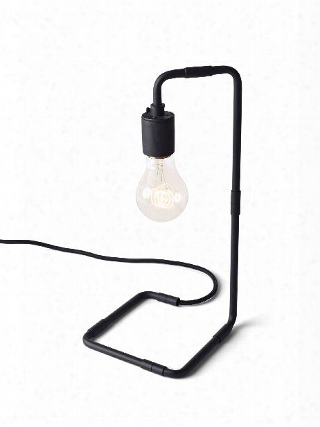 Tribeca Reade Table Lamp In Black Design By Menu