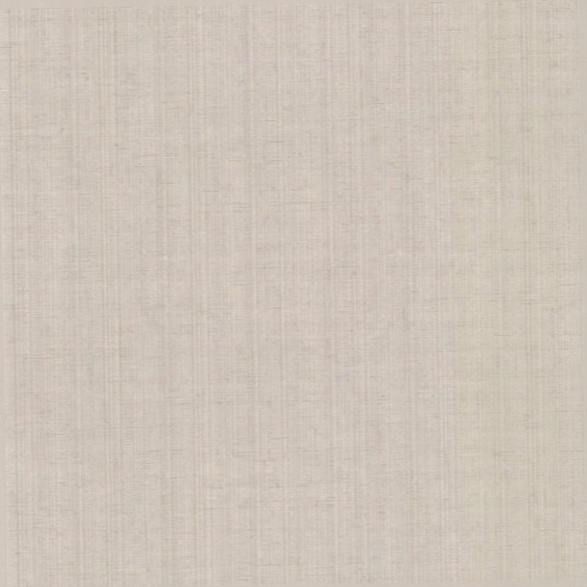 Tulsi Pewter Striped Fabric Texture Wallpaper Design By Brewster Home Fashions