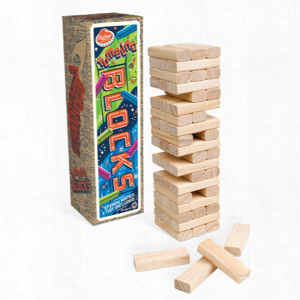 Tumbling Blocks Atomic Design By Wild & Wolf
