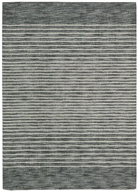 Tundra 100% Wool Rug In Delta Design By Calvin Klein Home