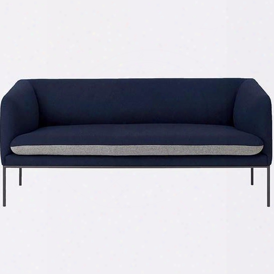Turn Sofa 2 Seater In Various Colors & Materials Design By Ferm Living
