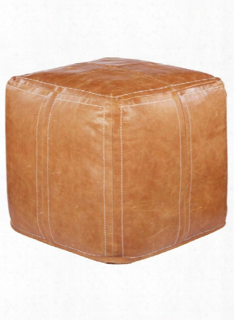 Ultra Pouf In Brown Sugar Design By Jaipur