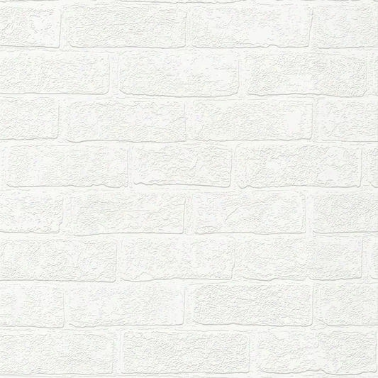 Urban Brick Textured Paintable Wallpaper From The Eclectic Collection By Graham & Brown