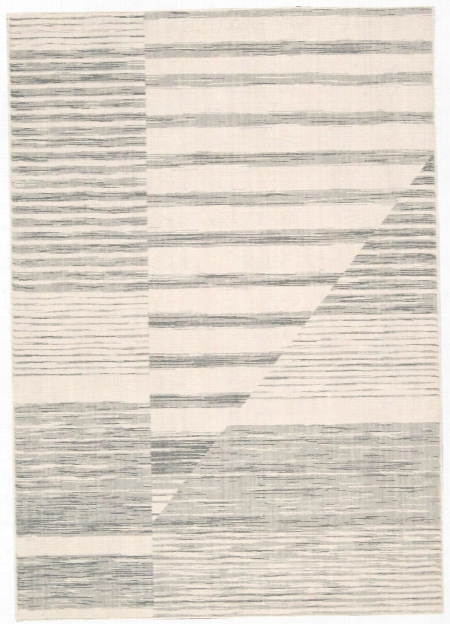 Urban Wool And Nylon Area Rug In Abalone Design By Calvin Klein Home
