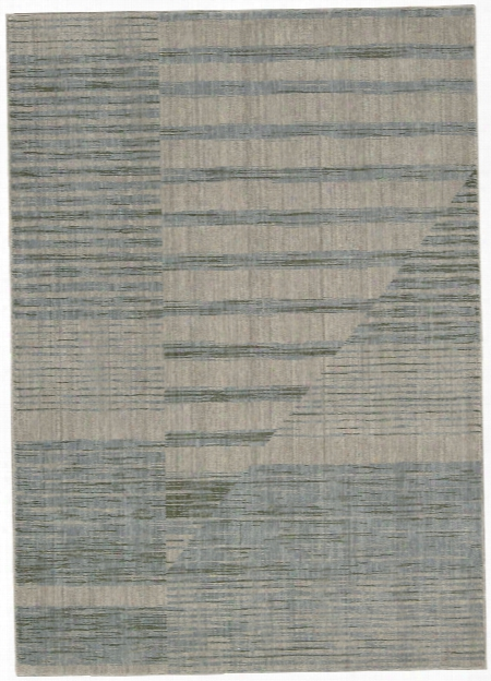 Urban Wool And Nylon Area Rug In Glacial Design By Calvin Klein Home