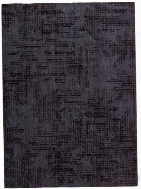 Urban Wool And Nylon Area Rug In Indigo Design By Calvin Klein Home