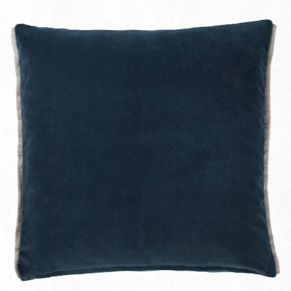 Varese Prussian Decorative Pillow Design By Designers Guild