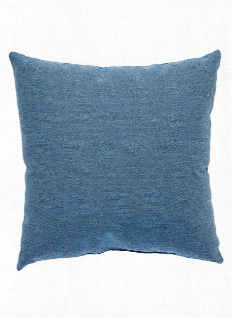 Veranda Pillow In China Blue Design By Jaipur