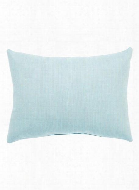 Veranda Pillow In Tourmaline Design By Jaipur