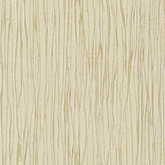 Vertical Fabric Wallpaper In Beige And Neutrals Design By York Wallcoverings