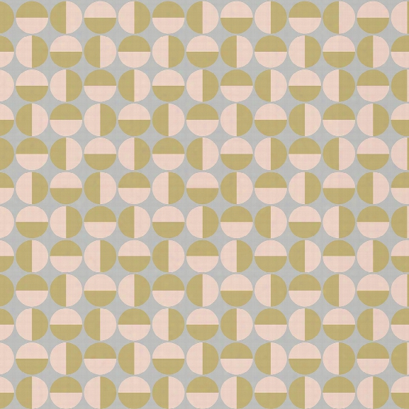 Vertigo Pink Geometric Wallpaper From The Scandinavian Designers Ii Collection By Brewster