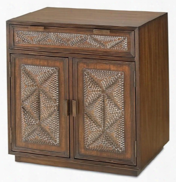 Vincent Cabinet By Currey & Company