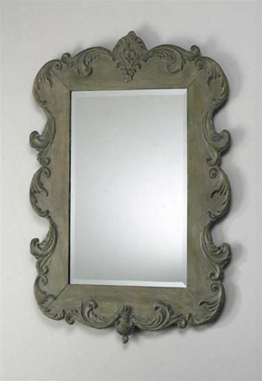 Vintage Frech Mirror Design By Cyan Design
