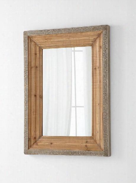 Vintage Reflection Mirror Design By Cyan Design