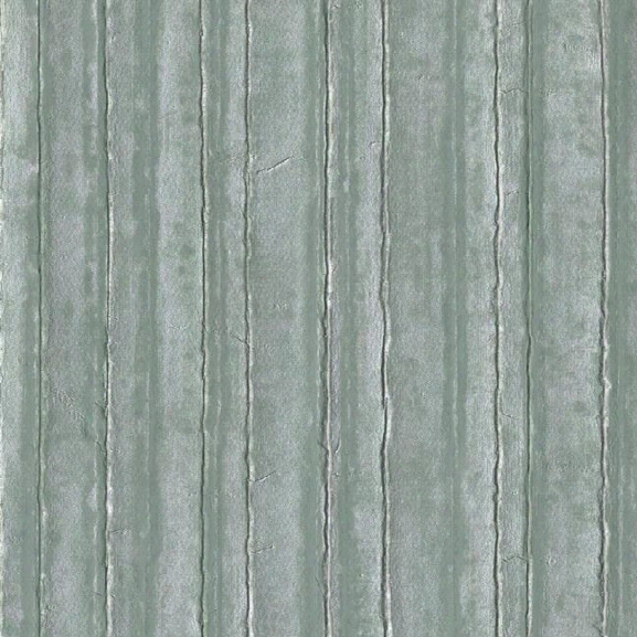 Vintage Tin Wallpaper In Blue Design By Ronald Redding For York Wallcoverings