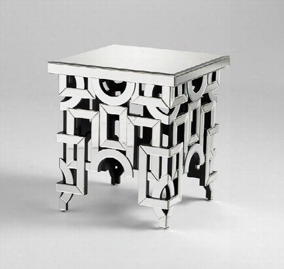 Volos Side Table Design By Cyan Design