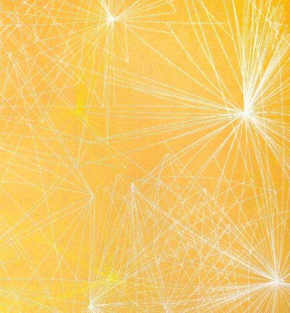 Voyageur Wallpaper In Citron Design By Jill Malek